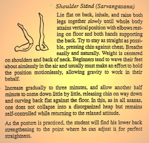 ShoulderStand